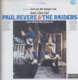 Paul & The Raiders Revere - Just Like Us!