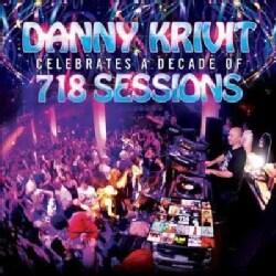 Danny Krivit - Danny Krivit Celebrates a Decade of 718 Sessions