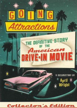 Going Attractions: The Definitive Story of the American Drive-In Movie (DVD)