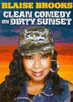Blaise Brooks Clean Comedy on Dirty Sunset (DVD)