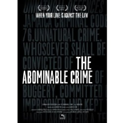 The Abominable Crime (DVD)