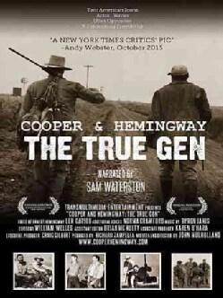 Cooper and Hemingway: The True Gen (DVD)