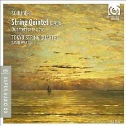 Tokyo String Quartet - Schubert: String Quintet, Quartettsatz