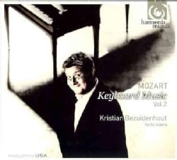 Kristian Bezuidenhout - Mozart: Keyboard Music Vol. 2- Piano Sonatas K330 & 457, Rondos K485 & 511, Adagio K540