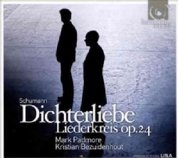 Kristian Bezuidenhout - Schumann: Dichterliebe, Liederkreis