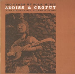 Bill Crofut - 400 Years of Folk Music