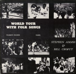 Bill Crofut - World Tour with Folk Songs