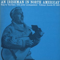 Tom Kines - An Irishman in North Americay