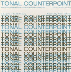 Vaclav Nelhybel - Tonal Counterpoint in the Style of the 18th Century