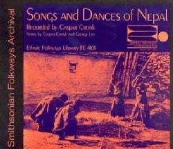 Various - Songs and Dances of Nepal