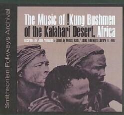 Various - Music of Kung Bushmen of the Kalahari Desert, Africa