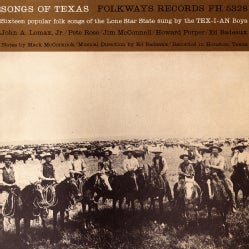 Tex-i-an Boys - Songs of Texas