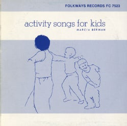 Marcia Berman - Activity Songs For Kids