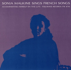 Sonia Malkine - Sonia Malkine Sings French Folk Songs