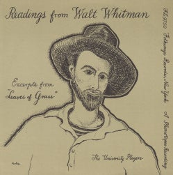 University Players - Selections from Walt Whitman's Leaves of Grass