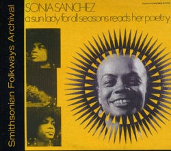 Sonia Sanchez - A Sun Lady for All Seasons Reads Her Poetry