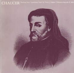 Victor L. Kaplan - Chaucer: Readings from Canterbury Tales