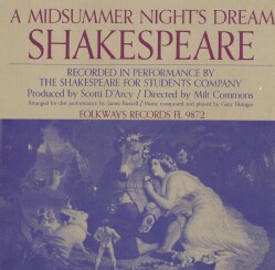 Various - William Shakespeare: A Midsummer Night's Dream