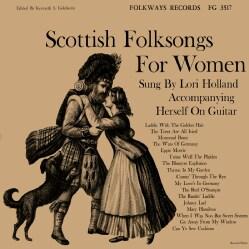 Lori Holland - Scottish Folksongs for Women