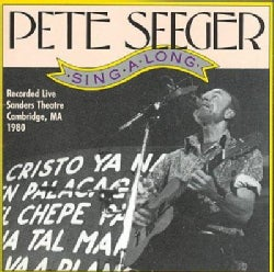 Pete Seeger - Sing Along:Live at Sanders Theatre