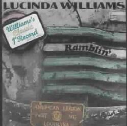 Lucinda Williams - Ramblin