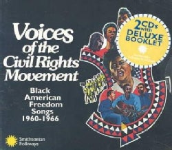 Voices Of The Civil - Black American Freedom Songs 1960-66