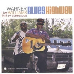 Warner Williams - Warner Williams Live with Jay Summerour