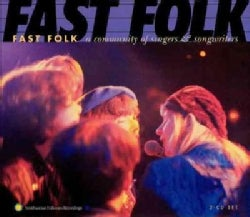 Various - Fast Folk:A Community of Singers &