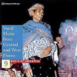 Various - Indonesia 9:Vocal Music from Central