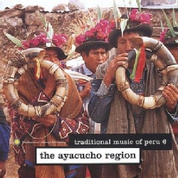 Various - Traditional Music of Peru-Ayacucho