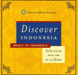 Various - Discover Indonesia:Music of Indonesia