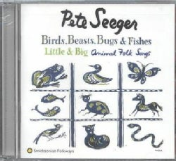 Pete Seeger - Birds, Beasts, Bugs & Fishes (Little & Big)