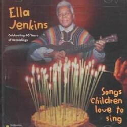 Ella Jenkins - Songs Children Love to Sing