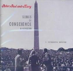 Peter Paul & Mary - Songs of Conscience and Concern