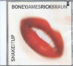 Boney James/R Braun - Shake It Up