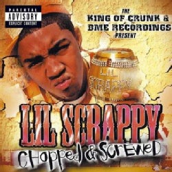 Lil Scrappy - The King Of Crunk & BME Recordings Present: Lil' Scrappy & Trillville Chopped & Screwed (Parental Advisory)