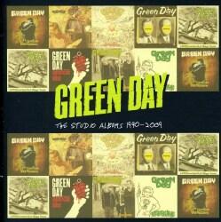 GREEN DAY - STUDIO ALBUMS 1990-09