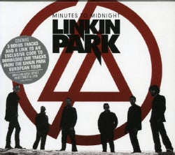 LINKIN PARK - MINUTES TO MIDNIGHT-TOUR EDITION