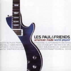 Les Paul - Les Paul & Friends-American Made World Played