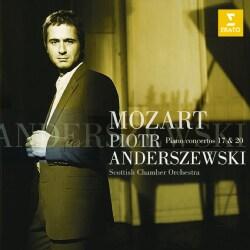 Piotr Anderszewski - Mozart: Piano Concertos 17 & 20
