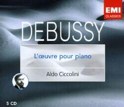 Aldo Ciccolini - Debussy: Works for Piano