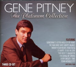 Gene Pitney - The Platinum Collection