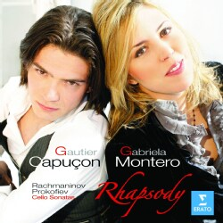 Gautier Capucon - Rhapsody: Cello Sonatas