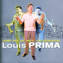 Louis Prima - Jump, Jive An' Wail: Essential