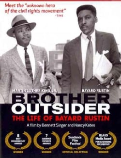 Brother Outsider: The Life of Bayard Rustin (DVD)