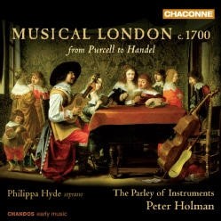 Henry Purcell - Purcell/Handel: Musical London C. 1700: From Purcell to Handel