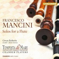 Gwyn Roberts - Mancini: Solos for a Flute