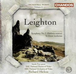 Kenneth Leighton - Leighton: Orchestral Works Symphony No 2 Vol 2