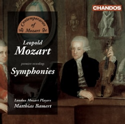 London Mozart Players - Mozart: Symphonies