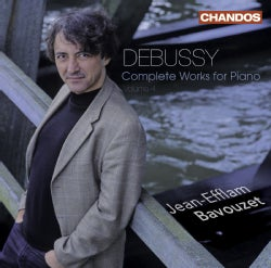 Jean-Efflam Bavouzet - Debussy: Complete Works for Piano Vol 4